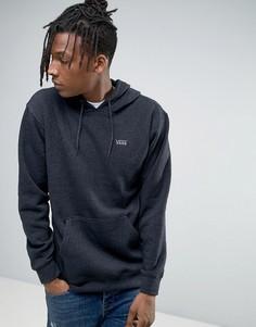 Пуловер черного цвета с капюшоном Vans Core V004CXBHH - Черный