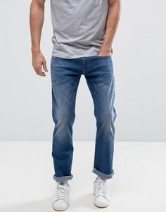 Узкие светлые джинсы Esprit - Синий