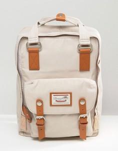 Рюкзак цвета слоновой кости Doughnut Macaroon - Серый