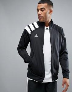 Черная спортивная куртка adidas Tango BQ0390 - Черный