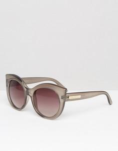 Солнцезащитные очки кошачий глаз Seafolly - Серый