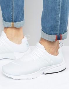 Белые кроссовки Nike Air Presto 848187-100 - Белый