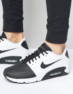 Черные кроссовки Nike Air Max 90 Ultra 876005-002 - Черный