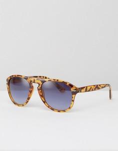 Солнцезащитные очки Jeepers Peepers - Коричневый