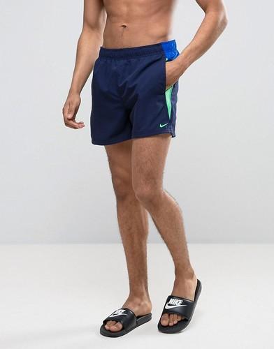 Темно-синие шорты для плавания Nike Current NESS7433 440 - Темно-синий