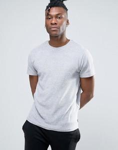 Махровая футболка Bellfield - Серый