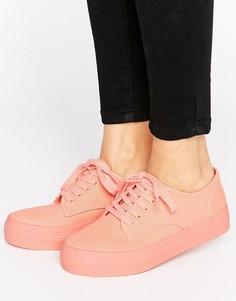 Кроссовки на платформе Blink - Розовый