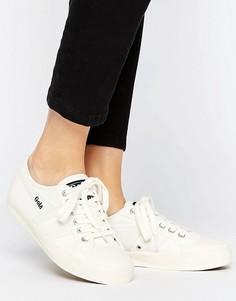 Парусиновые кроссовки Gola Coaster - Белый