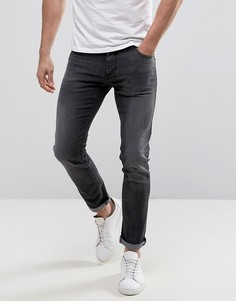 Черные супероблегающие джинсы Sisley - Черный