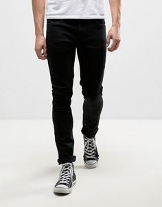 Черные узкие джинсы Farah Drake - Черный