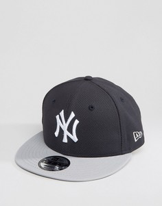 Бейсболка New Era 9Fifty Diamond Era - Черный