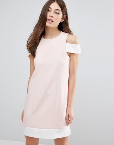 Цельнокройное платье Hedonia - Розовый