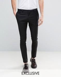 Супероблегающие брюки Noak - Черный