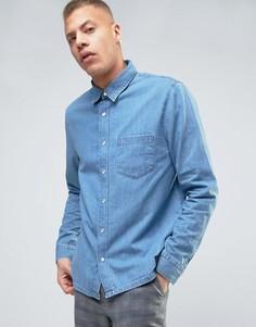Джинсовая рубашка Cheap Monday Squared - Синий