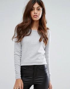 Свитшот Vero Moda - Серый