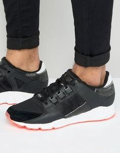 Черные кроссовки adidas Originals EQT Support BB1314 - Черный