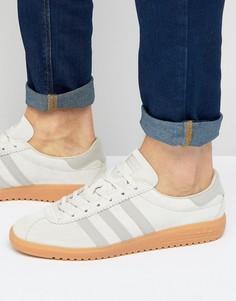 Коричневые кроссовки adidas Originals Bermuda BB5269 - Коричневый