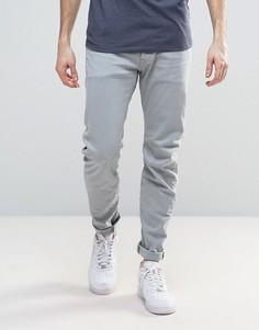Серые джинсы слим G-Star Arc 3D - Серый