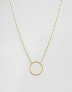 Ожерелье Ottoman Hands - Золотой