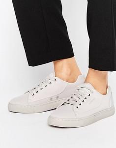Серые низкие кроссовки G-Star - Серый