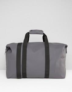 Серая сумка Rains - Серый