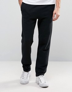 Черные джоггеры Converse Essentials Luxe 10000657-A01 - Черный