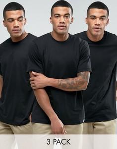 3 футболки Dickies - Черный