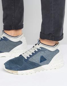Синие кроссовки Le Coq Sportif Omicron 1710155 - Синий