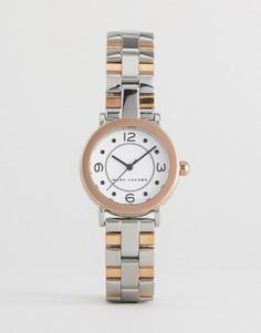Часы из разноцветных металлов Marc Jacobs - Серебряный