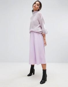 Трапециевидная юбка Unique 21 - Фиолетовый