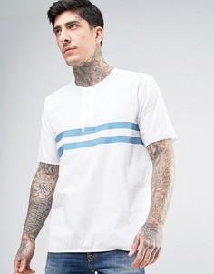 Рубашка с короткими рукавами YMC - Белый