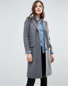 Пальто Helene Berman - Серый