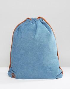 Джинсовый рюкзак Mi-Pac - Синий