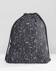 Сумка с брызгами краски Mi-Pac Kit Bag - Черный