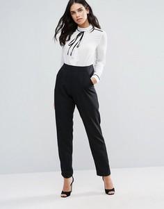 Комбинезон в стиле смокинг Fashion Union - Черный
