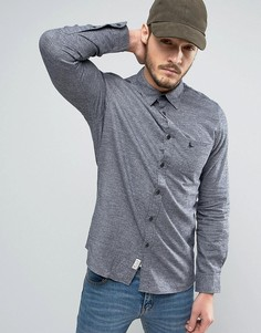 Фланелевая рубашка стандартного кроя Jack Wills - Серый