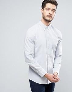 Серая оксфордская рубашка классического кроя Jack Wills Wadsworth - Серый