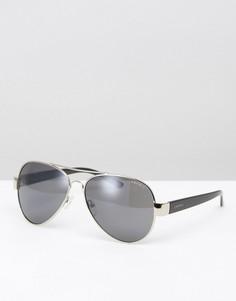 Солнцезащитные очки-авиаторы Esprit - Серебряный