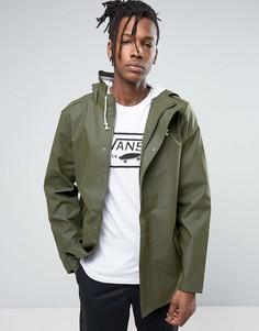 Куртка цвета хаки Vans Junipero - Зеленый