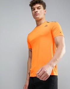 Оранжевая футболка Reebok Training ACTIVChill BK3956 - Оранжевый