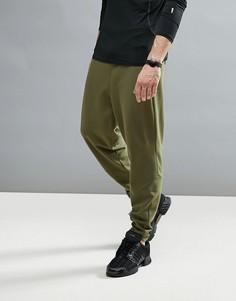 Зеленые джоггеры adidas ZNE B49259 - Зеленый