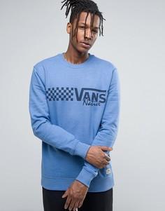 Синий свитшот Vans Ravenwood - Синий