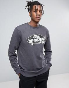 Черный свитшот Vans - Черный