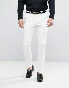 Супероблегающие брюки Noose & Monkey - Белый