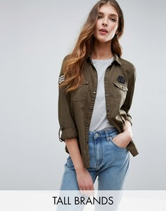 Куртка Vero Moda Tall - Зеленый