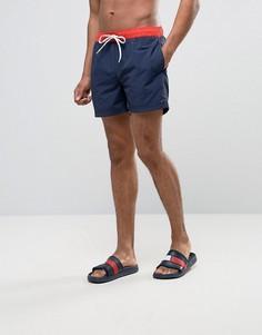 Синие шорты для плавания Tommy Hilfiger THD - Темно-синий