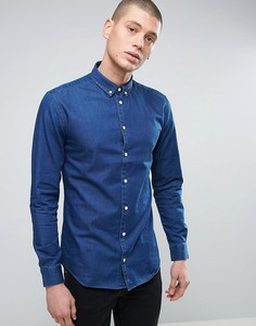 Рубашка Minimum - Синий