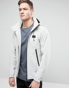 Куртка с капюшоном Jack & Jones - Серый