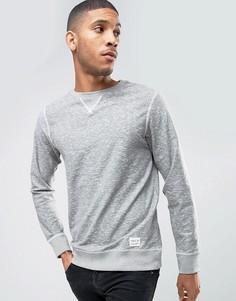 Плиссированный свитшот ONeill - Серый