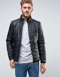 Легкая стеганая куртка Only & Sons - Черный